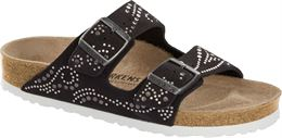 BIRKENSTOCK ARIZONA NITTER SANDAL INJECTED GUNMETAL