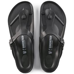 BIRKENSTOCK GIZEH EVA REGULAR FIT SANDAL BLACK