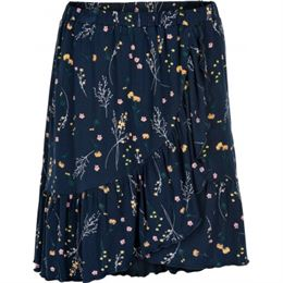 THE NEW LOLLY SKIRT BLACK IRIS