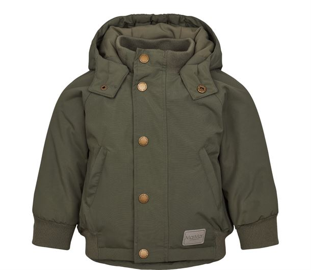 MARMAR ODE JACKET HUNTER GREEN