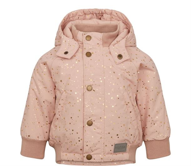 MARMAR ODE JACKET DUSTY ROSE STARFLAKE