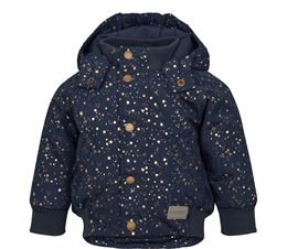 MARMAR ODE JACKET DARKEST BLUE STARFLAKE