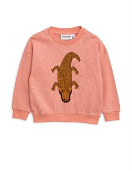 MINI RODINI CROCCO SWEATSHIRT PINK