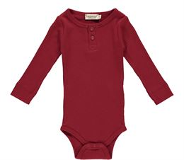 MARMAR MODAL BODY LS RED