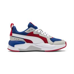 PUMA X-RAY JR ROYAL RED