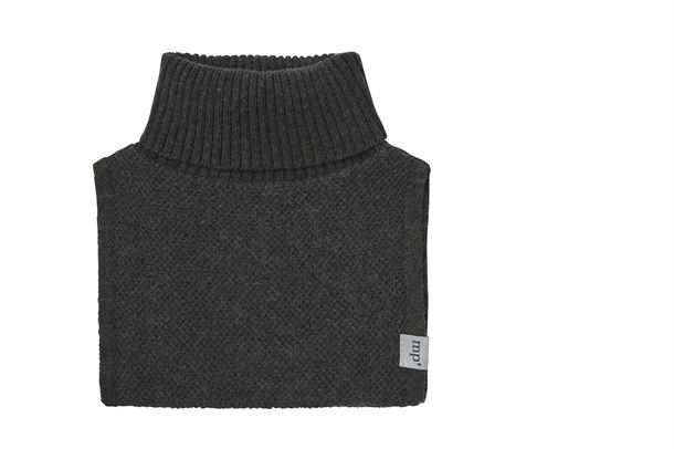MP DENMARK ULD HALSEDISSE DARK GREY