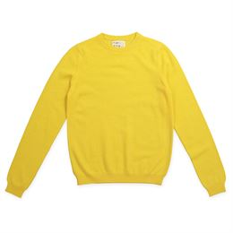 PEOPLE´S REPUBLIC OF CASHMERE WOMENS ROUNDNECK BANANA