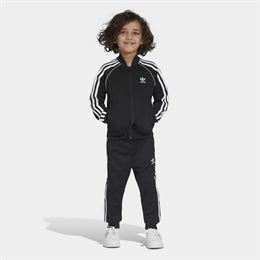 ADIDAS ORIGINALS SUPERSTAR SUIT BLACK