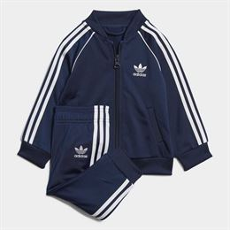 ADIDAS ORIGINALS SUPERSTAR SUIT NAVY/WHITE