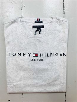 TOMMY HILFIGER ESSENTIAL TEE S/S GREY HEATHER