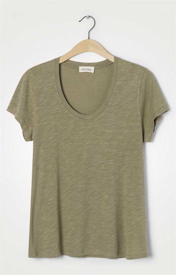 American Vintage | T shirt | Online på Husetno10.dk