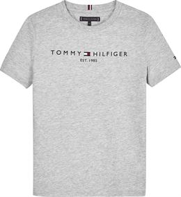 TOMMY HILFIGER ESSENTIAL TEE S/S GREY