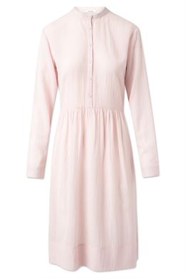 NUE NOTES MILA DRESS BARELY PINK
