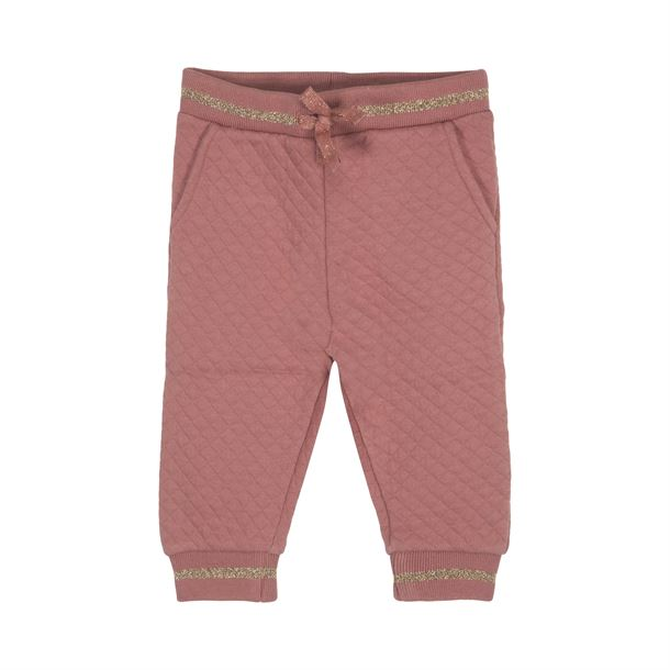 PETIT BY SOFIE SCHNOOR PANTS DUSTY ROSE