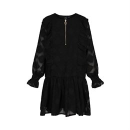 PETIT BY SOFIE SCHNOOR GLIMMER DRESS BLACK