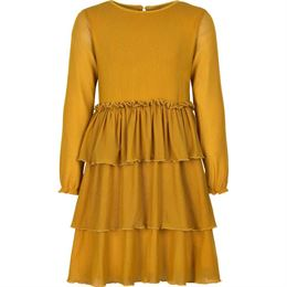 THE NEW MAISE LS DRESS GOLDEN