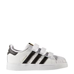 ADIDAS ORIGINALS SUPERSTAR CF I WHITE/BLACK
