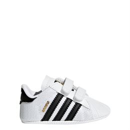 ADIDAS ORIGINALS SUPERSTAR CRIB WHITE/BLACK
