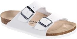 BIRKENSTOCK ARIZONA NARROW FIT SANDAL WHITE