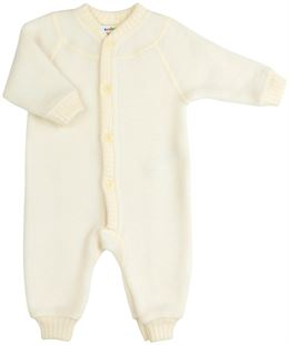 JOHA JUMPSUIT WOOL OFF WHITE