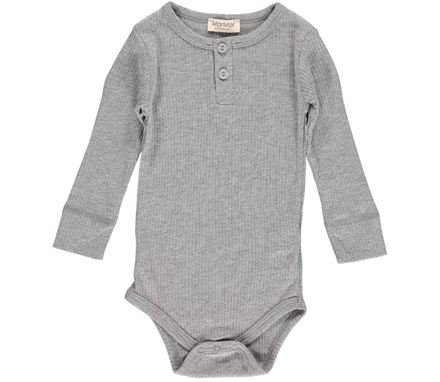 MARMAR MODAL BODY GREY MELANGE
