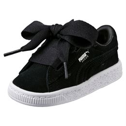 Puma Smash Buckle Dame Sneakers Sorthvid Website