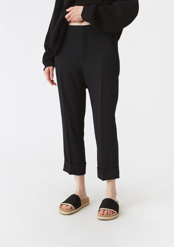HOPE JET TROUSER BLACK