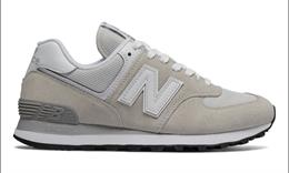 NEW BALANCE SNEAKERS 574 WOMEN IVORY
